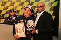 PRESS CONFERENCE : POLEMAN MOTO GP #93 REPSOL HONDA TEAM (JPN) HONDA RC213V MARC MARQUEZ (ESP)