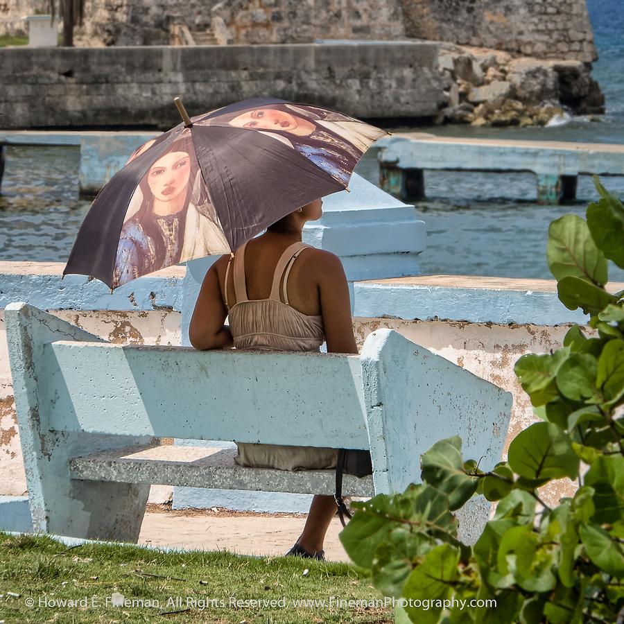 Pensive at Cojimar Harbor
