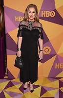 BEVERLY HILLS, CA - JANUARY 07:  Kathy Hilton arrives at HBO's Official Golden Globe Awards After Party at Circa 55 Restaurant in the Beverly Hilton Hotel on January 7, 2018 in Los Angeles, California.