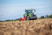 Drilling OSR - Lincolnshire, September