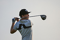 Jonas Blixt (SWE) watches his tee shot on 11 during day 1 of the Valero Texas Open, at the TPC San Antonio Oaks Course, San Antonio, Texas, USA. 4/4/2019.<br /> Picture: Golffile | Ken Murray<br /> <br /> <br /> All photo usage must carry mandatory copyright credit (© Golffile | Ken Murray)