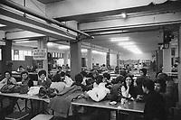 - Pavia, marzo 1975, i lavoratori occupano la Korting, fabbrica di televisori, che vuole licenziare 960 dipendenti<br /> <br /> - Pavia, March 1975, the workers occupy the Korting, television factory, which wants to lay off 960 employees.