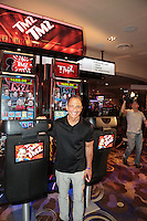 LAS VEGAS  -- TMZ Executive Producer, Harvey Levin, TMZ Staffers and special guest Tara Reid attended the official launch party of IGT&rsquo;s new game, TMZ Video Slots, at Hard Rock Casino &amp; Hotel in Las Vegas. <br />