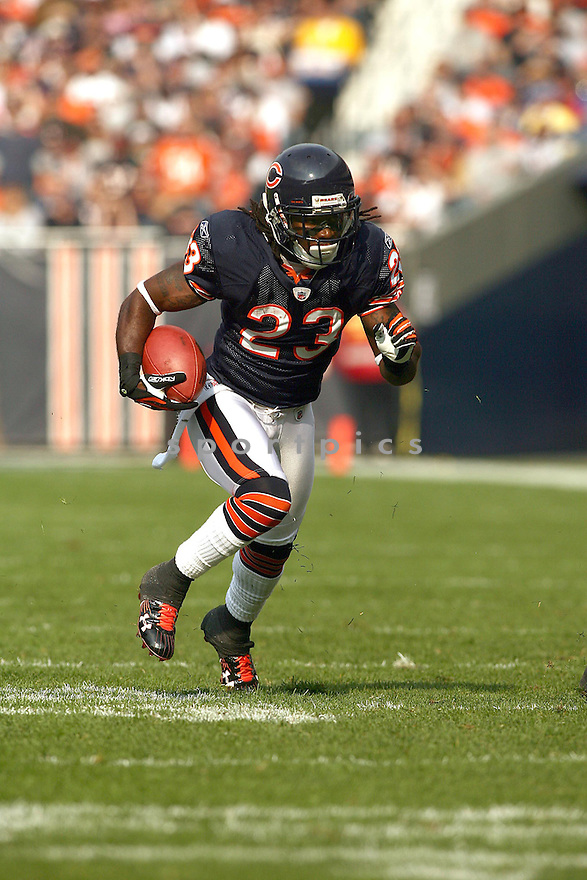 DEVIN HESTER, of the Chicago Bears  in action against the Detroit Lions during the Bears game in Chicago, Illinois on November 2, 2008..Bears win 27-23