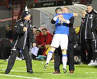 Albion Rovers v Rangers 170314