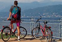 - Maggiore Lake<br /> <br /> - Lago Maggiore