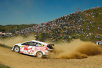 Barrable Robert and Loudon Stuart, Ford Fiesta S2000 during WRC Vodafone Rally de Portugal 2013, in Algarve, Portugal on April 13, 2013 (Photo Credits: Paulo Oliveira/DPI/NortePhoto)