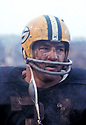 Green Bay Packers Jim Taylor (31) during  the championship game against the Cleveland Browns on January 2, 1966 at Lambeau Field in Green Bay, Wisconsin. The Packers beat the Browns 23-12. Jim Taylor played 10 years with 2 different teams. He was a 5-time Pro Bowler, 1-time All-Pro team and was inducted to the Pro Football Hall of Fame in 1976.