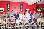 O'Mahony Clan Dinner : The O'Mahony Family from Ballymackessy, Ballylongford enjoyin a family dinner at Eabh Joan's Restaurant, Listowel on Saturday evening last.