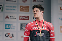 3rd place/bronze medal for Jasper Stuyven (BEL/Trek-Segafredo)<br /> <br /> 2017 National Championships Belgium - Elite Men - Road Race (NC)<br /> 1 Day Race: Antwerpen &gt; Antwerpen (233km)