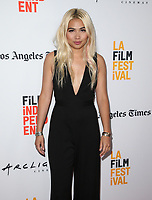 "15 June 2017 - Culver City, California - Hayley Kiyoko. 2017 Los Angeles Film Festival - Premiere Of ""Becks"" held at ArcLight Culver City. Photo Credit: F. Sadou/AdMedia"