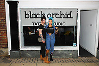 Jodie Marsh Gets a tattoo - 10.08.2019