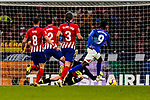 Inaki Williams Arthuer of Athletic de Bilbao shoots to score the second goal during the La Liga 2018-19 match between Atletico de Madrid and Athletic de Bilbao at Wanda Metropolitano, on November 10 2018 in Madrid, Spain. Photo by Diego Gouto / Power Sport Images