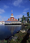 Boat House of Coronado Hotel