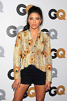 LOS ANGELES, CA - NOVEMBER 13: Jessica Szohr at the GQ Men Of The Year Party at Chateau Marmont on November 13, 2012 in Los Angeles, California.  Credit: MediaPunch Inc. /NortePhoto/nortephoto@gmail.com