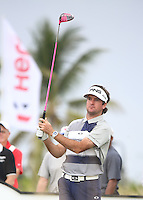 151204 American Bubba Watson during Friday's Second Round of The Hero World Challenge, at The Albany Golf Club in New Providence, Nassau, Bahamas.(photo credit : kenneth e. dennis/kendennisphoto.com)