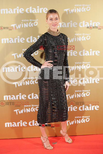 Vanessa Lorenzo attends Marie Claire´s XII Fashion Prix ceremony in Madrid, Spain. November 19, 2014. (ALTERPHOTOS/Victor Blanco)