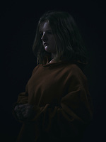 Hereditary (2018) <br /> Promo shot of Milly Shapiro  <br /> *Filmstill - Editorial Use Only*<br /> CAP/MFS<br /> Image supplied by Capital Pictures