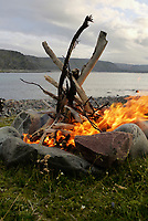 Lagerfeuer, Feuer, Outdoor, Feuerstelle, Campen, fire, bonfire, campfire, camping
