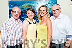 Judges at the Rugby club Strictly on Friday night in the Ballyroe Heights Hotel were Mike Keane, Ciara Griffin, Siobhan Fleming and Kevin Finn.