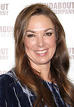 Elizabeth Marvel attending the Meet & Greet for the Roundabout Theatre Company's 'Picnic' at their rehearsal studios  in New York City. November 29, 2012.