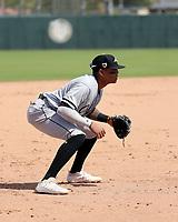 Lency Delgado - 2019 AIL White Sox (Bill Mitchell)