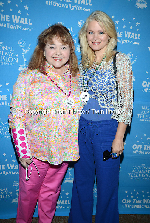 Patrika Darbo and Jacee Jule  attends the Gifting Suitefor the Daytime Emmy Awards by Off The Wall Productions on June 15, 2013 at the Beverly Hotel in Beverly Hills, California.