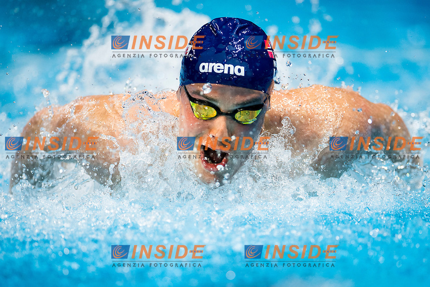 LIE Markus NOR<br /> Men's 100m Individual Medley<br /> 13th Fina World Swimming Championships 25m <br /> Windsor  Dec. 8th, 2016 - Day03 Finals<br /> WFCU Centre - Windsor Ontario Canada CAN <br /> 20161208 WFCU Centre - Windsor Ontario Canada CAN <br /> Photo &copy; Giorgio Scala/Deepbluemedia/Insidefoto