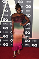 Clara Amfo<br /> arriving for the GQ Men of the Year Awards 2019 in association with Hugo Boss at the Tate Modern, London<br /> <br /> ©Ash Knotek  D3518 03/09/2019