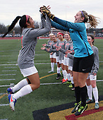 Rochester at Troy Athens, Girls Varsity Soccer, 4/13/17