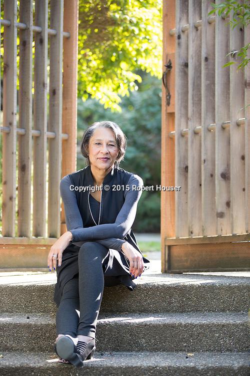 Portrait of Lalita Tademy - author