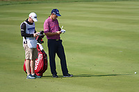 Padraig Harrington (IRL) during the final round of the Porsche European Open , Green Eagle Golf Club, Hamburg, Germany. 08/09/2019<br /> Picture: Golffile   Phil Inglis<br /> <br /> <br /> All photo usage must carry mandatory copyright credit (© Golffile   Phil Inglis)