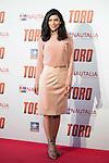 "Irene Visedo attends to the premiere of the spanish film ""Toro"" at Kinepolis Cinemas in Madrid. April 20, 2016. (ALTERPHOTOS/Borja B.Hojas)"