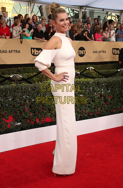 29 January 2017 - Los Angeles, California - Rebecca Romijn. 23rd Annual Screen Actors Guild Awards held at The Shrine Expo Hall. <br /> CAP/ADM/FS<br /> &copy;FS/ADM/Capital Pictures