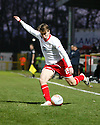 Luke Freeman of Stevenage (on loan from Arsenal) - Stevenage v Tranmere Rovers - npower League 1 - Lamex Stadium, Stevenage - 17th December 2011  .© Kevin Coleman 2011 ... ....  ...  . .