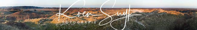 SCHIERMONNIKOOG - Panorama Duinen Schiermonnikoog.  COPYRIGHT KOEN SUYK