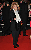 Lynda La Plante at the &quot;Widows&quot; opening film gala, 62nd BFI London Film Festival 2018, Cineworld Leicester Square, Leicester Square, London, England, UK, on Wednesday 10 October 2018.<br /> CAP/CAN<br /> &copy;CAN/Capital Pictures