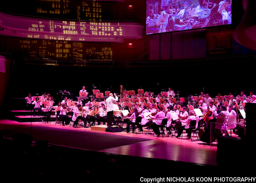 Richard Kaufman and the Pacific Symphony - 3-18-11 - The Renee and Henry Segerstrom Concert Hall.