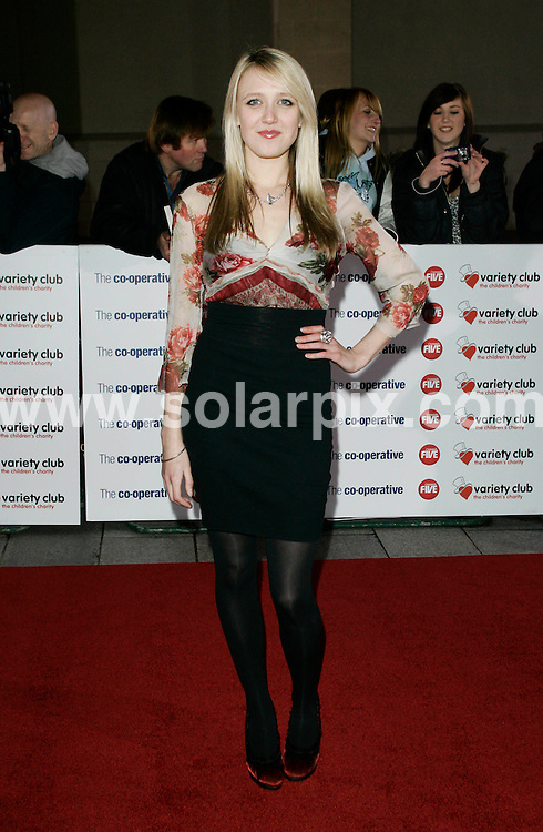 **ALL ROUND PICTURES FROM SOLARPIX.COM**                                             **WORLDWIDE SYNDICATION RIGHTS**                                                                                  Caption: attends the Variety Club Showbiz Awards at Grosvenor House, London, UK. 14 November 2010                                                              This pic: Emily Head                                                                                   JOB REF: 12475 LNJ       DATE: 14_11_2010                                                           **MUST CREDIT SOLARPIX.COM OR DOUBLE FEE WILL BE CHARGED**                                                                      **MUST AGREE FEE BEFORE ONLINE USAGE**                               **CALL US ON: +34 952 811 768 or LOW RATE FROM UK 0844 617 7637**