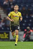 25/08/2015 Capital One Cup, Second Round Preston North End v Watford<br /> Almen Abdi