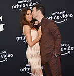 Kevin Jonas, Danielle Jonas 127 arrives at the Premiere Of Amazon Prime Video's Chasing Happiness at Regency Bruin Theatre on June 03, 2019 in Los Angeles, California.