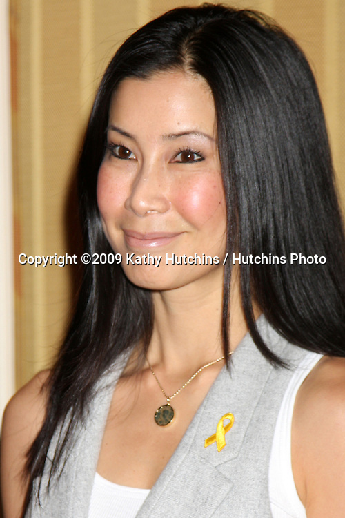 Lisa Ling arriving at the 2009 Step Up Women's Network's Inspiration Awards Luncheon  at the Beverly Wilshire Hotel in Beverly Hills CA   on June5, 2009 .©2009 Kathy Hutchins / Hutchins Photo..