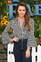 Michelle Heaton at the &quot;Peter Rabbit&quot; premiere at the Vue West End, Leicester Square, London, UK. <br /> 11 March  2018<br /> Picture: Steve Vas/Featureflash/SilverHub 0208 004 5359 sales@silverhubmedia.com