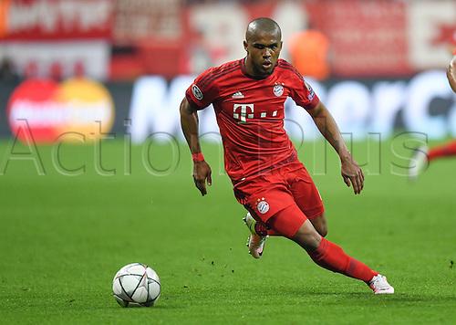 05.04.2016. Munich, Germany. UEFA Champions League FC Bavaria Munich versus Benfica Lisbon.  Douglas Costa (FC Bayern Munich)