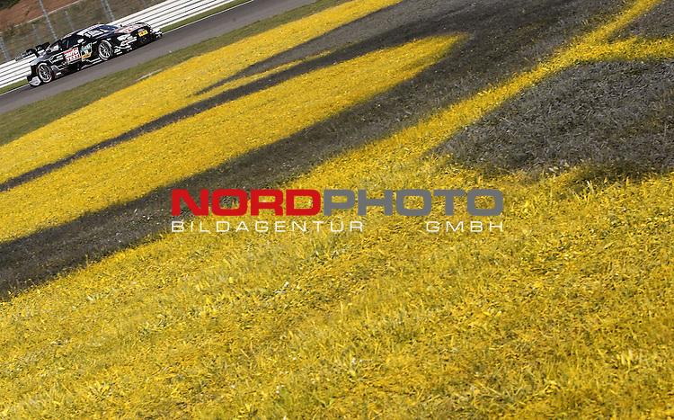 DTM 2015, 01.Lauf Hockenheimring, 01.05. - 03.05.15 <br /> Timo Scheider (DEU#10) Audi Sport Team Phoenix Audi RS 5 DTM <br /> <br /> <br /> <br /> Foto &copy; nordphoto /  Bratic