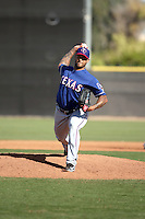 Matt Bush - Texas Rangers 2016 spring training (Bill Mitchell)