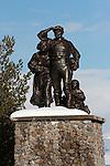 Donner Memorial Statue