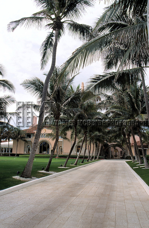 Donald Trump's Mar-A-Largo Resort in <br />