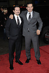 Freddy Rodriguez and John Leguizamo arriving at the premiere of Nothing Like The Holidays, at Grauman's  Chinese Theater Hollywood, Ca. December 3, 2008. Fitzroy Barrett