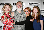 Phillip Bosco, Laila Robins, Swoosie Kurtz, Lily Rabe<br />attending the press Meet and Greet with the cast of The Roundabout Theatre Company production of HEARTBREAK HOUSE in New York City.<br />August 23, 2006